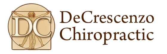 DeCrescenzo Chiropractic Logo